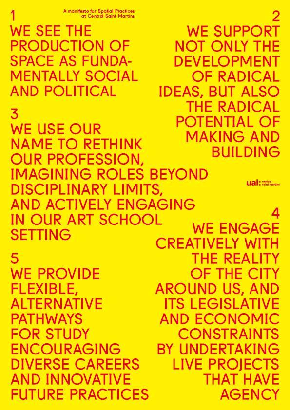 SP Manifesto