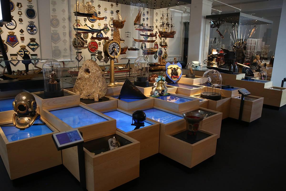 Endeavour Galleries 4